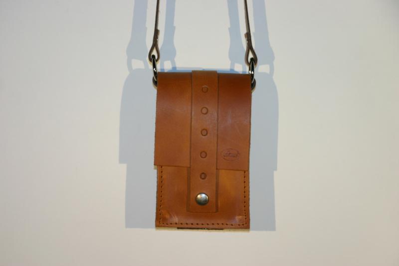 """Shoulder bag """"Extended Kid"""", 11 cm x 16 cm."""
