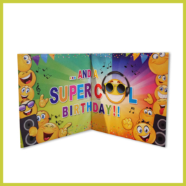 A VERY HAPPY... (FEEL THE BEAT) ... AND A SUPERCOOL BIRTHDAY!!
