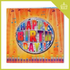 HAPPY BIRTHDAY!! (FEEL THE BEAT)