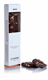 Barre chocolate caramel (fondant) les maitres