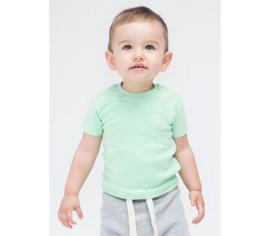T-shirt korte mouw baby (babybugz)