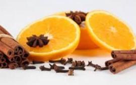 Sinaasappel-Kaneel