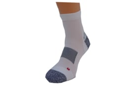 Running sock (wit) l ULTRA