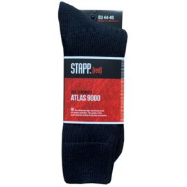 Atlas 9000 Werksok | Wandelsok | BLAUW | STAPP