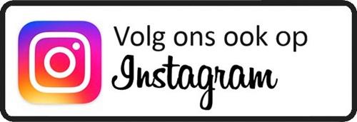 Volg ons ook op Instagram