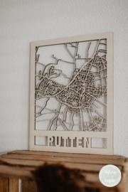 Stad van hout | Custom