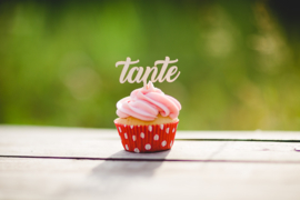 Taarttopper | oom & tante