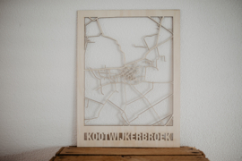 Stad van hout | Kootwijkerbroek