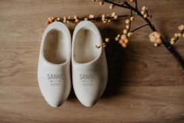 Geboorteklompjes |  Sanne