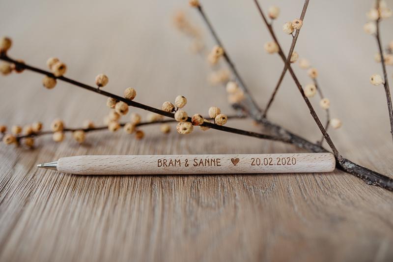 Gepersonaliseerde pen | namen