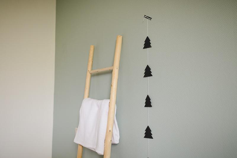 Kerstslinger   kerstbomen