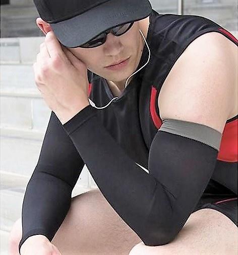 Compressie Arm Sleeve Spiro