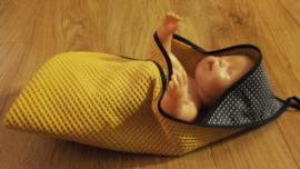 Omslagdoek voor baby born