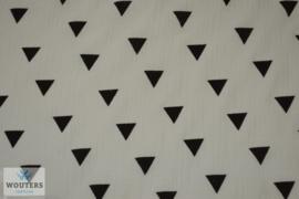 katoenen hydrofiele luiers triangel (65 x 65)