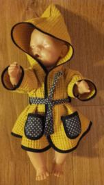 Badjasje voor baby born