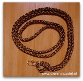 touwteugels rond gevlochten 15mm engels