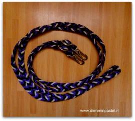 touwteugels plat gevlochten
