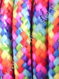 touw 6 mm regenboog