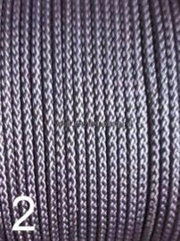 touw 3mm grijs