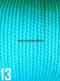touw 6 mm lichtblauw