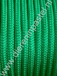 touw 6 mm groen