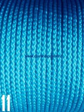 touw 3mm blauw