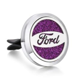 Autogeur clip met navulling Ford