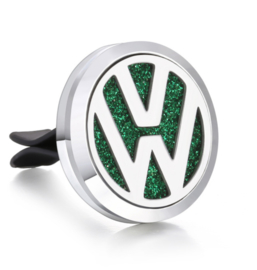 Autogeur clip met navulling VW
