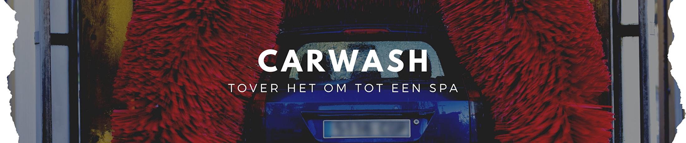 Carwash geuren