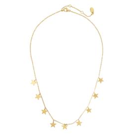 Ketting Lots of stars - Goud