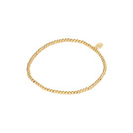 Armband Small Beads - Goud