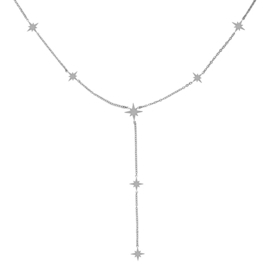 Ketting Starry - Zilver