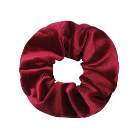 Scrunchie - Sweet Velvet Red
