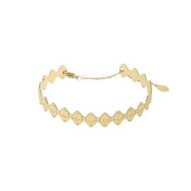 Armband Mediterranean - Goud
