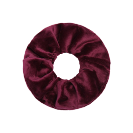 Scrunchie - Sweet Velvet Red