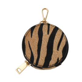 Mini tasje zebrapatroon