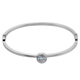 Armband Crystal - Zilver