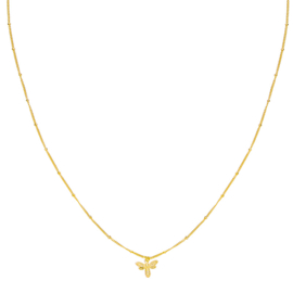 Ketting Beatiful Bee - Goud