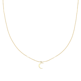 Ketting Moonlight - Goud