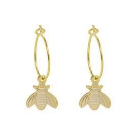 Oorbellen Basic Bee - Goud