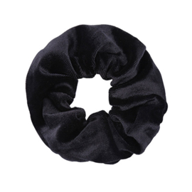 Scrunchie - Sweet Velvet Black