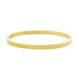 Armband Leo Footprint - Goud