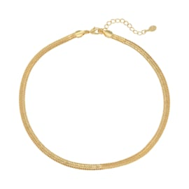 Ketting Snaky Chain - Goud