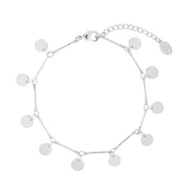 Armband Circles - Zilver