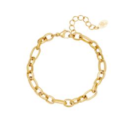 Armband Lemming - Goud