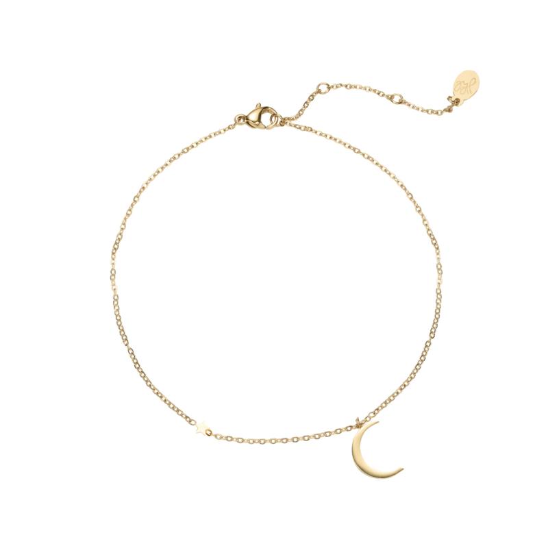 Armband Moonshine - Goud
