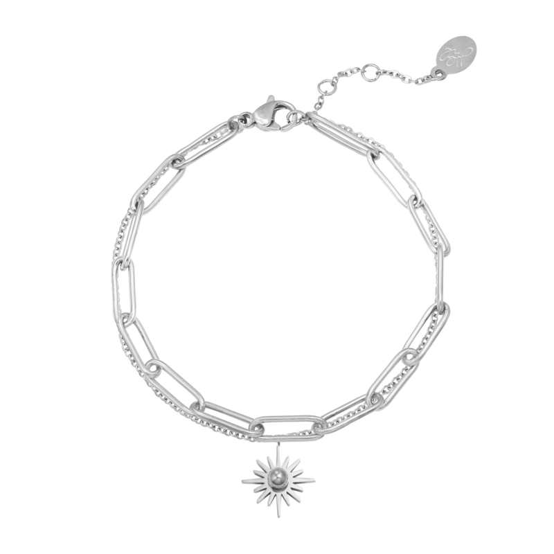 Armband Everlasting - Zilver