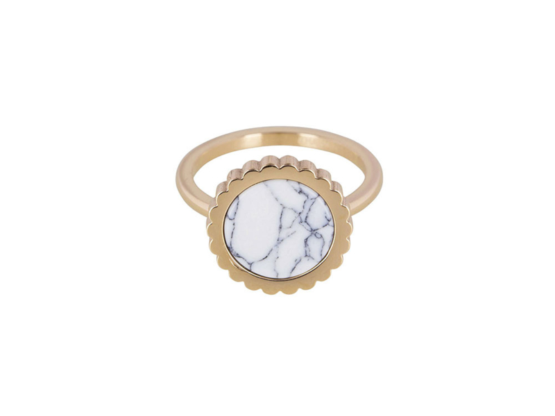 Ring Musthave Gold Steel