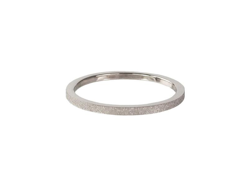 Ring Sanded Steel