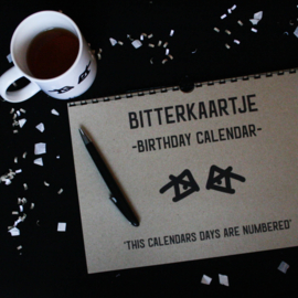 the 'birthday' calendar